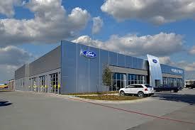 grapevine ford automotive ridgemont commercial construction