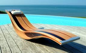 Aluminum Chaise Lounge Pool Chairs Design Ideas 7 Ultra Modern Lounge Chair Designs Made Of Wood For Outdoor Use