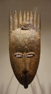 Masker Nr file masker mau ivoorkust afrika museum berg en dal nr 673 5