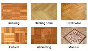 parquet flooring are one of the oldest types of