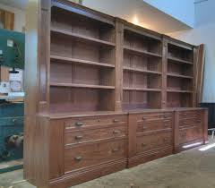 wood bookcase with file drawer thesecretconsul com