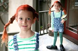 Pippi Longstocking Costume World Book Day Costume Ideas Book Pippi Longstocking Goodtoknow
