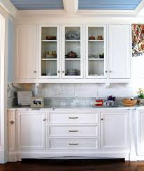 Glass Buffet Furniture by Kitchen Cabinet Glass Inserts Atlanta Kitchen Cabinet Ideas