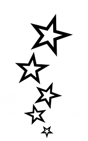3 star tattoo designs pictures to pin on pinterest tattooskid