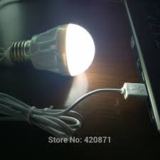 amber led book light portable led light bulb usb light dc5v low voltage l eye