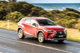 suv lexus lexus nx 2018 review price specification whichcar