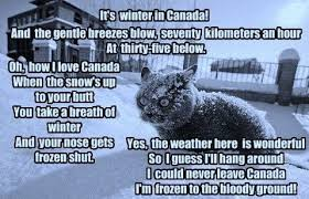 Canada Snow Meme - winter in canada meme in best of the funny meme