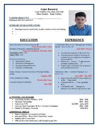 resume format download pdf 2017 resumes resume formats pick the best one in steps exles