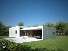 3 Bedroom Contemporary Design House Plan 552 2 Houseplans Com Arch Lab Signature Plan