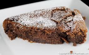 almond chocolate cake recipe moelleux au chocolat pham fatale