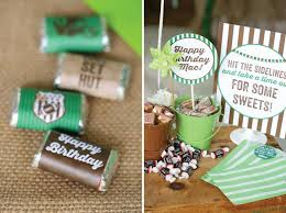 football favors events a to z f is for football sweet city candy