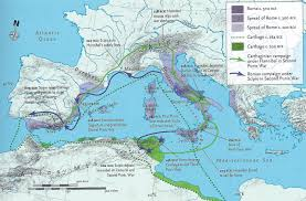 Henry Hudson Route Map by Hannibal And The Second Punic War Acidhistory