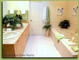 bathroom countertop decorating ideas staging a master bathroom best bathroom staging ideas on bathroom