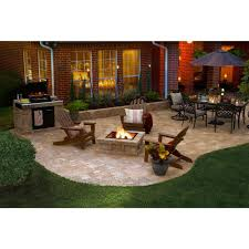 tips traditional outdoor heater design ideas with pavestone fire