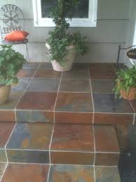 porch flooring ideas inspirations idea for tile in the porch floor and wall including