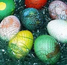 dinosaur easter eggs easter