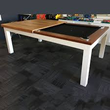 dining table u0027the apartment u0027 cue power billiards australia