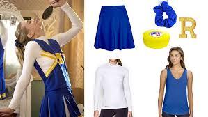 Kids Cheerleader Halloween Costume U0027riverdale U0027 Cheerleader
