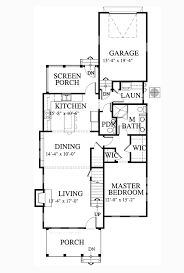 plans for house bay creek southern living house plans