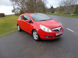 vauxhall corsa used vauxhall corsa hatchback 1 2 i 16v energy 3dr a c in