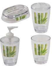 Plastic Bathroom Tumbler Clear Plastic Bathroom Tumblers Ebay