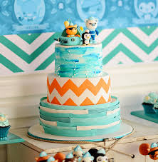 octonauts birthday cake octonauts cake decorations