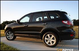 hyundai santa fe 2007 black hyundai santa fe price modifications pictures moibibiki