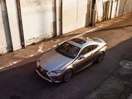 lexus rc backseat the 10 best new cars for tall drivers the drive