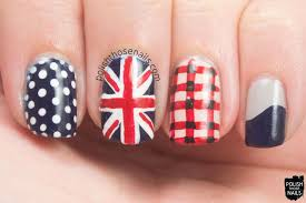 British Flag Nails Rio Olympics 11 Nail Art Ideas That Would Win Medals Lovely Asia