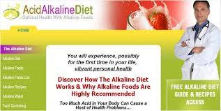 alkaline diet plan how u201cacid alkaline diet program u201d helps people