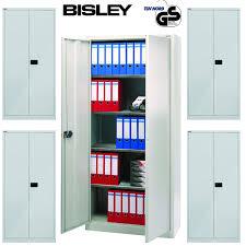 Aktenschrank 5 Stück Bisley Universal Flügeltürenschrank E782a04 Für 5
