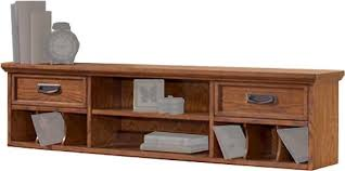 cross island desk w storage ashley h319 48 cross island home office short desk hutch