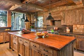 kitchen interiors photos top 10 beautiful rustic kitchen interiors for a warm cooking experience