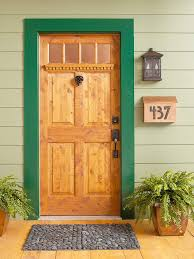 How To Make A Exterior Door 7 Ideas To Make Your Front Door Pop