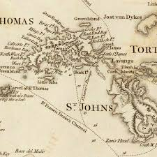 map of bvi and usvi us islands maps maps of united states islands us
