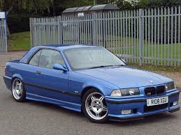 Bmw M3 1998 - 1998 e36 bmw m3 3 2 evolution blue convertible fully loaded