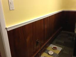 28 chair rail wood paneling chair rail wood paneling before