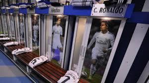 video the locker room before real madrid u0027s 2014 champions league
