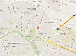 Valencia Spain Map by Language Valencia U2013 Learning Spanish With Pleasure