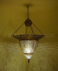 Morrocan Chandelier Moroccan Brass Chandeliers And Lanterns