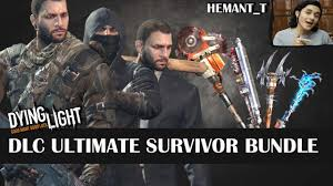 dying light dlc ps4 dying light dlc ultimate survivor bundle ps4 gameplay youtube