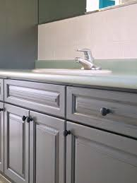 how to refinish bathroom cabinets easily review of rust oleum