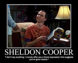 Sheldon Meme - sheldon cooper