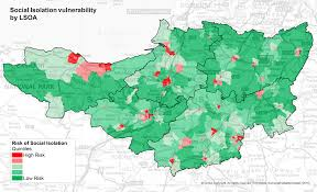 somerset map social isolation and loneliness somerset intelligence the home