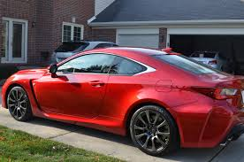 lexus f sport red interior welcome to club lexus rc f owner roll call u0026 member introduction