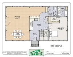 open floor plan blueprints open floor plan kitchen and dining room closed floor plan open