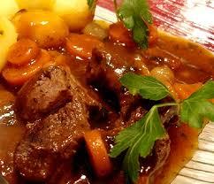 cuisiner le boeuf bourguignon boeuf bourguignon recette recette de