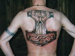 norse hammer tattoo 1000 hammer ideas