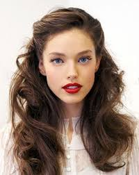 easy vintage hairstyles 15 best collection of easy vintage hairstyles for long hair