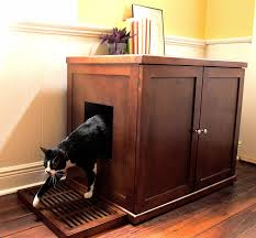 Window Seats For Dogs - pets cat litter furniture decorative cat litter box enclosure